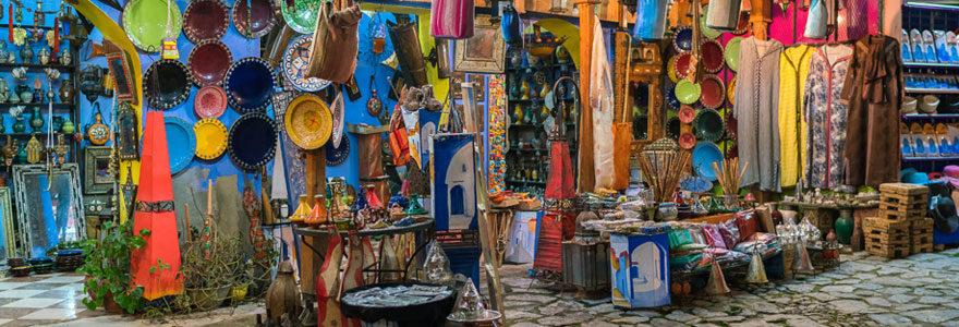 Mode artisanale marocaine