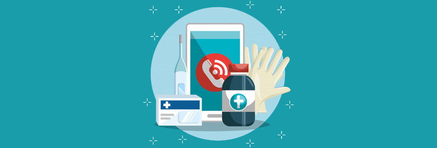 services médicaux en ligne
